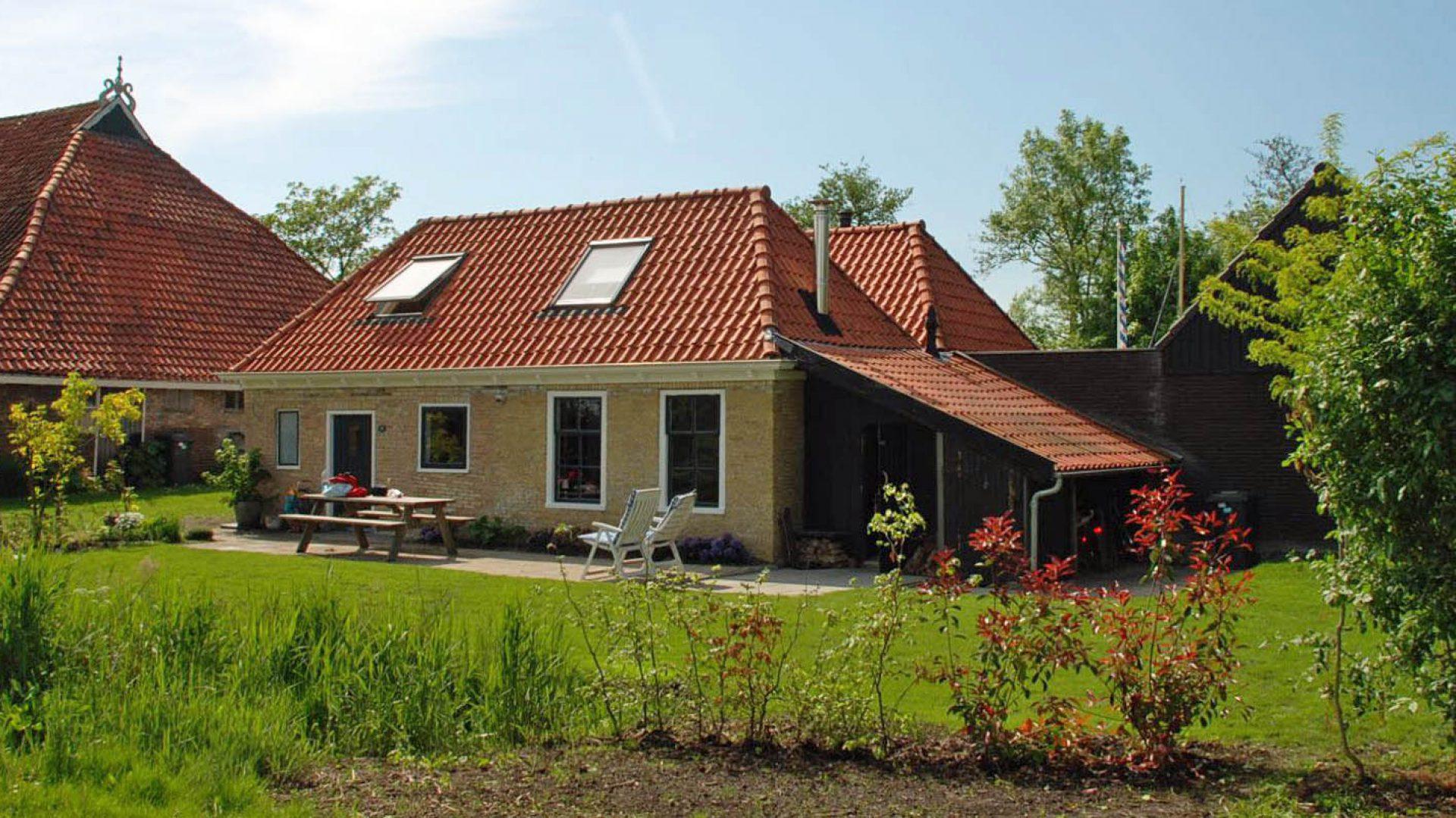 Vakantiehuisje Lytse Kaep Gaastmeer